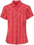 "VAUDE Damen Bluse ""Sarentino Shirt"", orange, Gr. 34"
