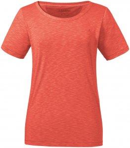 """Schöffel Damen Funktionsshirt """"T-Shirt Verviers2"""", orange, Gr. 48"""