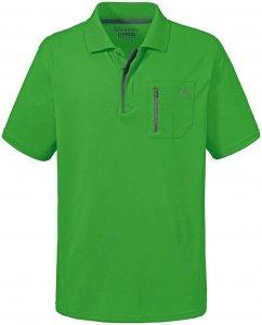 """Schöffel Herren Outdoor-Poloshirt """"Arizona1"""" Comfort Fit Kurzam, grün, Gr. L"""