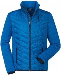 """Schöffel Herren Outdoorjacke """"Hybrid ZipIn! Jacket Rom1"""", blau, Gr. 56"""
