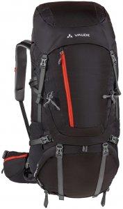 VAUDE Damen Trekkingrucksack Centauri 65+10, schwarz, Gr. 75
