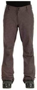 Aperture Green Line Pants charcoal Gr. S