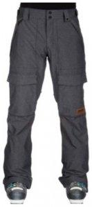 Oakley Hawkeye BioZone Shell Pants jet black Gr. S