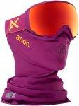 Anon Wm1 MFI Purple (+Facemask) sonarinfrared Gr. Uni