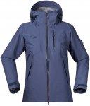 Bergans Haglebu Insulated Jacket dustyblue mel / nightblue Gr. M