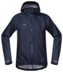 Bergans Letto Outdoor Jacket navy / solidgrey Gr. XL