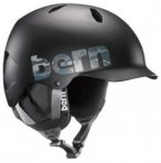 Bern Bandito Eps Snowboard Helmet Youth Youth matte black camo logo Gr. ML