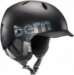 Bern Bandito Eps Snowboard Helmet matte black camo logo Gr. SM