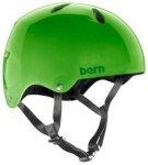 Bern Diablo EPS Helmet Youth translucente green Gr. L