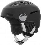 Bern Heist Helmet satin black Gr. M