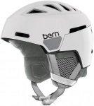 Bern Heist Helmet satin white Gr. S