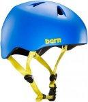 Bern Ollie Skate Helmet matte cobalt blue Gr. XS