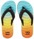 Billabong Dunes Impact Fade Sandals mint Gr. 41.0 EU