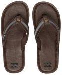 Billabong Seaway Sandals chocolate Gr. 45.0 EU