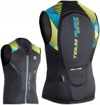 Body Glove Team Rider Vest black / lime / baby blue Gr. S