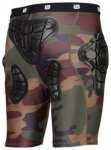 Burton Total Impact Shorts Boys highland camo Gr. S
