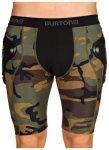 Burton Total Impact Shorts highland camo Gr. S