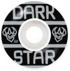 Darkstar Block 52mm Wheels silver Gr. Uni