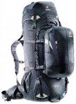 Deuter Quantum 70L+10L Backpack black / silver Gr. Uni
