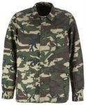 Dickies Kempton Shirt LS camouflage Gr. XL