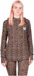 Eivy Icecold Hood Base Layer Top leopard Gr. M