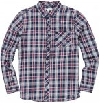 Element Buffalo Shirt LS indigo Gr. L