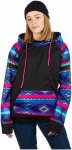 Empyre Frosty Riding Hoodie caviar / multi Gr. L