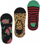 Empyre Simone No Show 3PK Socks assorted Gr. Uni