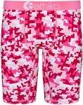 Ethika Digi Fighter Boxershorts pink Gr. S