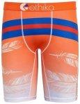 Ethika Faded Feathers Boxershorts orange Gr. XL