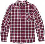 Etnies Husky Shirt navy / red Gr. L