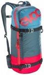 Evoc FR DAY TEAM 16L Backpack red / slate / copen blue Gr. ML