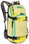 Evoc FR PRO WOMEN 20 L Backpack yellow / sulphur Gr. S