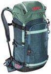 Evoc PATROL 32L Backpack heather slate / olive Gr. Uni
