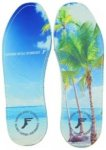 Footprint Beach High Profile Kingfoam Insoles uni Gr. 10.0 US