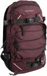 Forvert Louis Backpack plum Gr. Uni