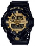 G-SHOCK GA-710GB-1AER black Gr. Uni