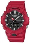 G-SHOCK GA-800-4AER red Gr. Uni