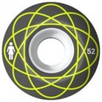 Girl Nuclear 52mm Wheels uni Gr. Uni