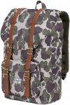 Herschel Little America Backpack frog camo / tan Gr. Uni