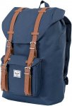 Herschel Herschel Little America Mid-Volume Backpack navy / tan Gr. Uni