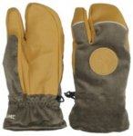 JBMC Nick Hyne Mittens brown Gr. S