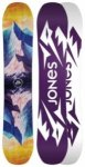 Jones Snowboards Twin Sister 155 2018 uni Gr. Uni