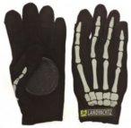 Landyachtz Freeride Bones Gloves green Gr. L