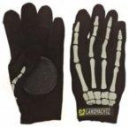 Landyachtz Freeride Bones Slide Gloves green Gr. S