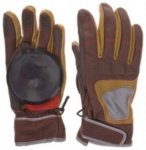 Loaded Advanced Freeride Slide Gloves brown Gr. SM