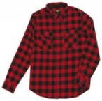 Loser Machine Gordon Shirt LS red Gr. XL