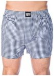 Lousy Livin Lousy Check Boxershorts blue moon Gr. S