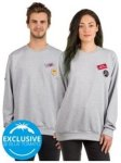 Love No Matter What Sweater grey Gr. XL
