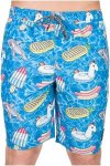 Neff Daily Hot Tub Boardshorts day pool party Gr. L